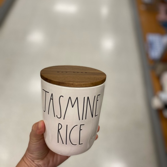 rae dunn jasmin rice
